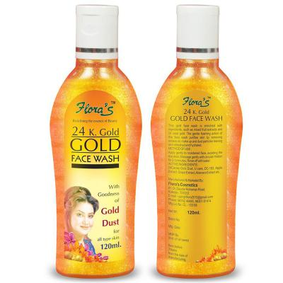 Flora's Gold Face Wash