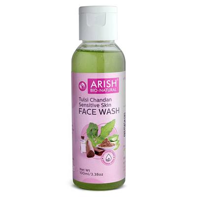 Arish Tulsi Chandan Sensitive Face Wash