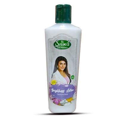 The Soumi's Can Product Brightness Lotion Hand & Body 200ml
