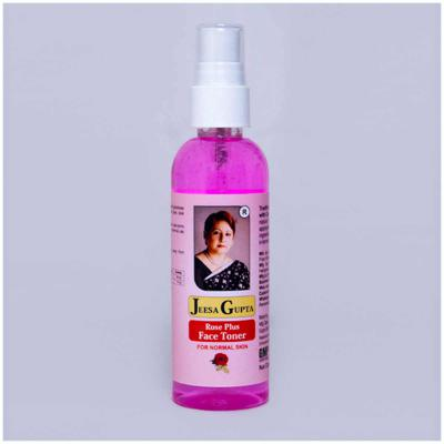 Jeesa Gupta Rose Plus Face Toner For Normal Skin
