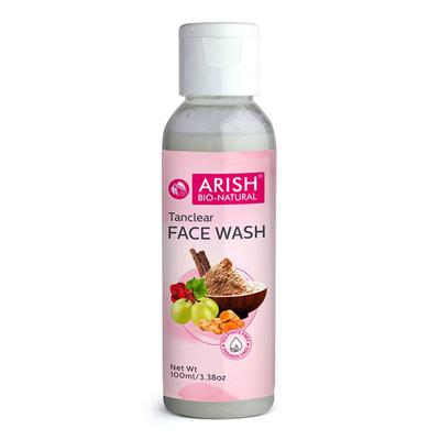 Arish Tanclear Face Wash