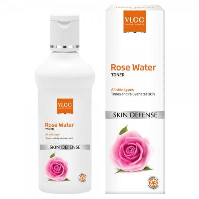 VLCC ROSE WATER TONER 100ML