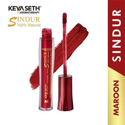 Keya Seth Aromatic Jewel Sindur – Liquid Maroon