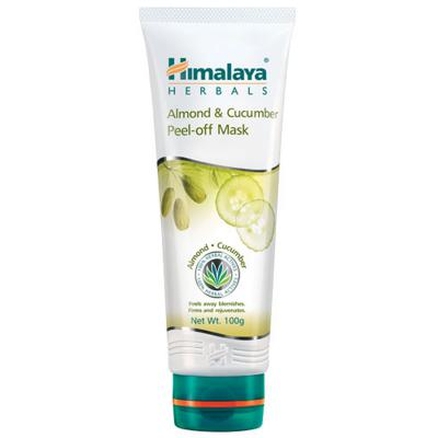 Himalaya Herbals Almond & Cucumber Peel Off Mask 100 gm