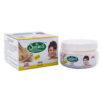 The Soumi's Can Product Milk Mask Scrubber 100 gm