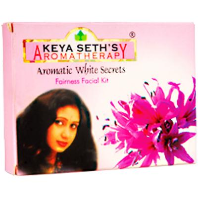 Keya Seth Aromatic White Secrets (Fairness Facial Kit)