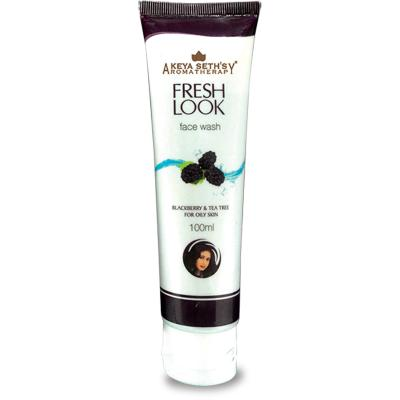 Keya Seth Fresh Look – Blackberry & Tea Tree 50ml
