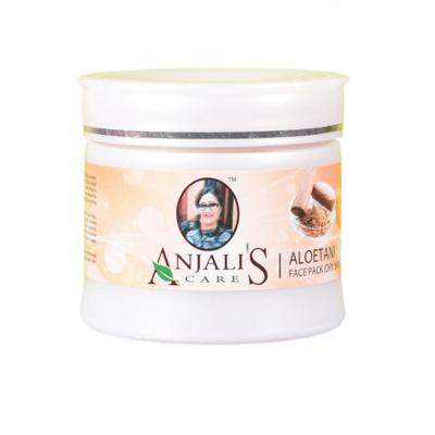 Anjali's Care Aloe Tani Face Pack (Dry Skin)