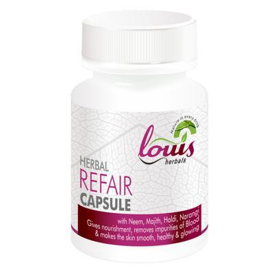 Louis Herbals Refair Capsule