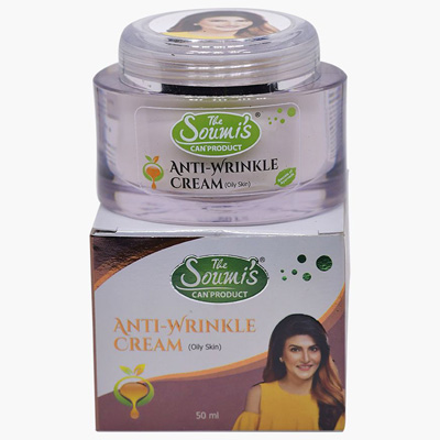 The Soumi's Can Product Anti Wrinkle Cream