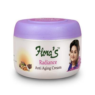Flora's Radiance Anti Aging Cream