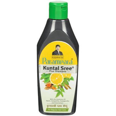 Parampara Kuntal Sree Plus Shampoo 250 ml