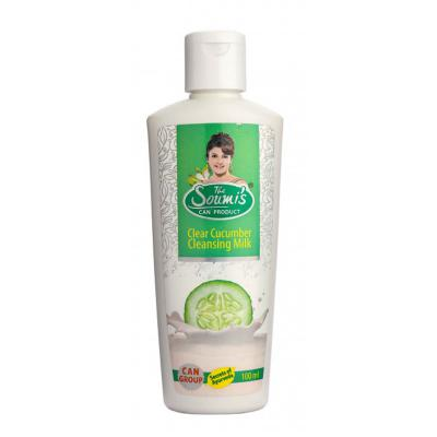 The Soumi's Can Product Clear Cucumber Cleansing Milk