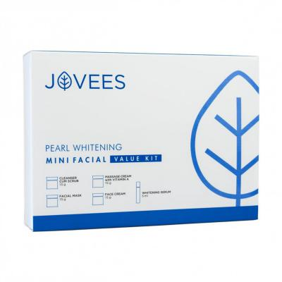 Jovees Herbals Mini Pearl Whitening Facial Value Kit