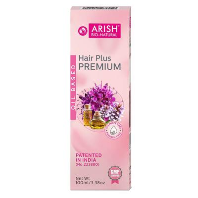 Arish Hair Plus Premium - Oil Base