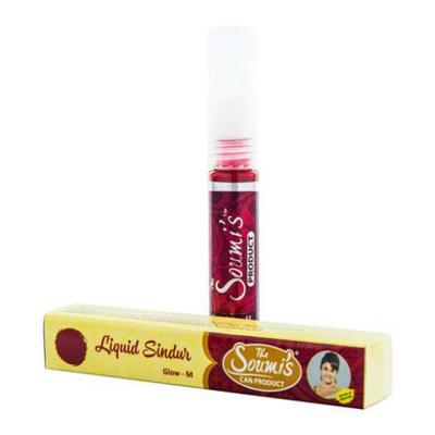The Soumi's Can Product Glow – M (Maroon) Liquid Sindur