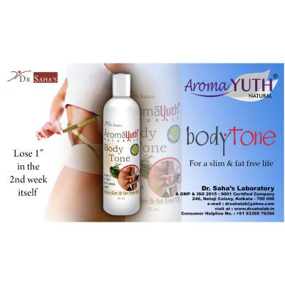 Aroma Yuth Natural Body Tone 50 ML