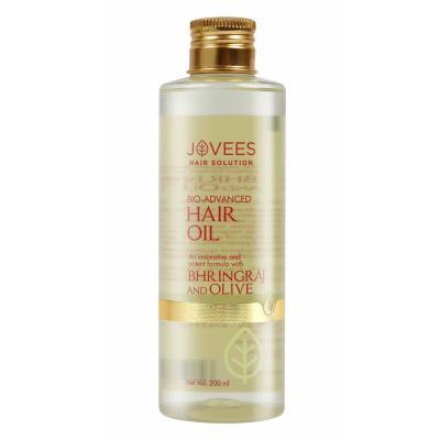 Jovees Herbals Bhringraj & Olive Hair Oil 200 ml