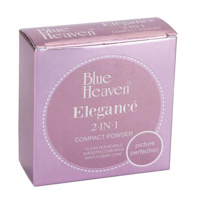 Blue Heaven Cosmetics Elegance 2 IN 1 Compact Powder - Skin (18 Grams)