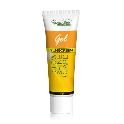 Glamour World Glow Shine Guard Gel 50 gm