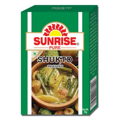 Sunrise Pure Shukto Masala 50 gm