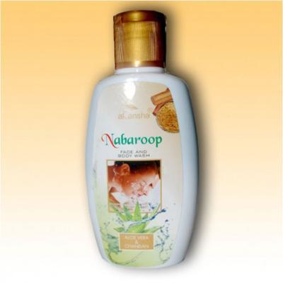 Akansha Nabaroop Aloevera & Chandan Face & Body Wash