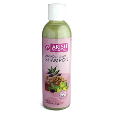 Arish Anti Dandruff Shampoo